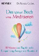 Cover-Bild zu Das kleine Buch vom Meditieren (eBook) von Collard, Patrizia