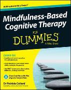 Cover-Bild zu Mindfulness-Based Cognitive Therapy For Dummies von Collard, Patrizia