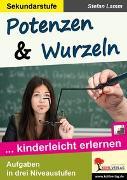 Cover-Bild zu Potenzen & Wurzeln (eBook) von Lamm, Stefan