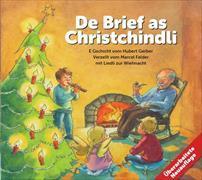 Cover-Bild zu De Brief as Christchindli von Gerber,Hubert