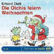 Cover-Bild zu Dietl, Erhard: Die Olchis feiern Weihnachten (Audio Download)