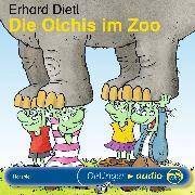 Cover-Bild zu Dietl, Erhard: Die Olchis im Zoo (Audio Download)