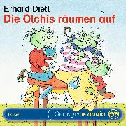 Cover-Bild zu Dietl, Erhard: Die Olchis räumen auf (Audio Download)