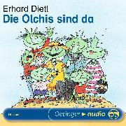 Cover-Bild zu Dietl, Erhard: Die Olchis sind da (Audio Download)
