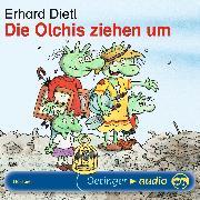 Cover-Bild zu Dietl, Erhard: Die Olchis ziehen um (Audio Download)