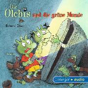 Cover-Bild zu Dietl, Erhard: Die Olchis und die grüne Mumie (Audio Download)