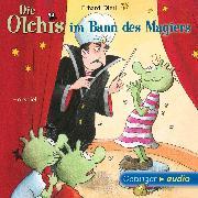 Cover-Bild zu Dietl, Erhard: Die Olchis im Bann des Magiers (Audio Download)