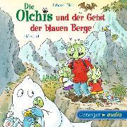 Cover-Bild zu Dietl, Erhard: Die Olchis und der Geist der blauen Berge (Audio Download)