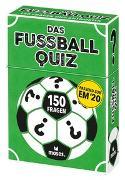 Cover-Bild zu Das Fußball-Quiz von Saatmann, Timon