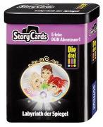 Cover-Bild zu Die drei !!! Storycards - Labyrinth der Spiegel von Friedrich, Natalie