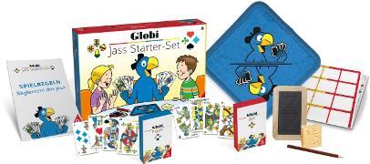 Cover-Bild zu Globi Jass Starter-Set