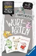 Cover-Bild zu Kartenspiel Wortarten von Koppers, Theresia