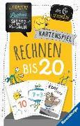 Cover-Bild zu Kartenspiel Rechnen bis 20 von Koppers, Theresia