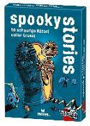 Cover-Bild zu spooky stories