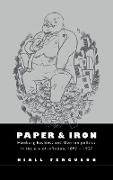 Cover-Bild zu Ferguson, Niall: Paper and Iron