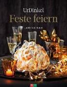 Cover-Bild zu UrDinkel - Feste feiern von Gmür-Stalder, Judith