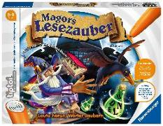 Cover-Bild zu Magors Lesezauber von Haferkamp, Kai