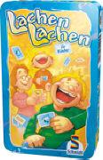 Cover-Bild zu Lachen Lachen von Menzel, M. (Illustr.)