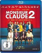 Cover-Bild zu Monsieur Claude 2 - Immer für eine Überraschung gut - Blu-ray von Philippe de Chauveron (Reg.)