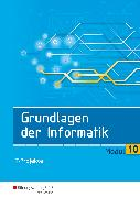 Cover-Bild zu Grundlagen der Informatik Modul 10. Schülerband