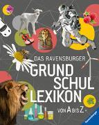 Cover-Bild zu Gampfer, Peggy: Das Ravensburger Grundschullexikon von A bis Z