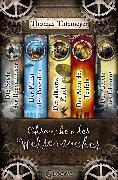 Cover-Bild zu Thiemeyer, Thomas: Chroniken der Weltensucher - Die komplette Reihe (eBook)