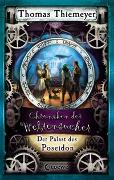 Cover-Bild zu Thiemeyer, Thomas: Chroniken der Weltensucher - Der Palast des Poseidon