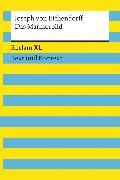 Cover-Bild zu von Eichendorff, Joseph: Das Marmorbild. Textausgabe mit Kommentar und Materialien