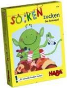 Cover-Bild zu Socken zocken - das Kartenspiel von Schacht, Michael (Idee von)