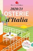 Cover-Bild zu Slow Food Editore: Osterie d'Italia 2020 / 21