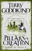 Cover-Bild zu Goodkind, Terry: The Pillars Of Creation (eBook)