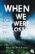 Cover-Bild zu When we were lost von Wignall, Kevin