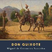 Cover-Bild zu Saavedra, Miguel de Cervantes: Don Quixote (Audio Download)