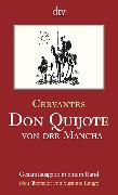 Cover-Bild zu Cervantes Saavedra, Miguel de: Don Quijote von der Mancha, Teil I und II