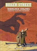 Cover-Bild zu Veys, Pierre: Baker Street 01. Sherlock Holmes fürchtet sich vor gar nichts