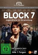 Cover-Bild zu Martin Semmelrogge (Schausp.): Block 7 - Jugendliche im Strafvollzug - Die komple