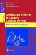 Cover-Bild zu Butz, Martin V. (Hrsg.): Anticipatory Behavior in Adaptive Learning Systems