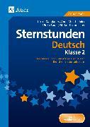 Cover-Bild zu Sternstunden Deutsch - Klasse 2 von Gangkofer, Ulrike