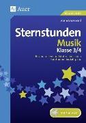 Cover-Bild zu Sternstunden Musik - Klasse 3 und 4 von Sauerwald, Leonie