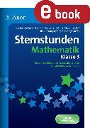 Cover-Bild zu Sternstunden Mathematik - Klasse 3 (eBook) von Eiglstorfer