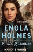 Cover-Bild zu Springer, Nancy: Enola Holmes and the Black Barouche