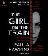 Cover-Bild zu Hawkins, Paula: The Girl on the Train (Movie Tie-In)