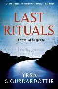 Cover-Bild zu Sigurdardottir, Yrsa: Last Rituals