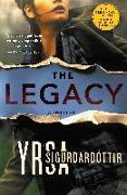 Cover-Bild zu Sigurdardottir, Yrsa: The Legacy: A Thriller