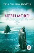 Cover-Bild zu Sigurdardóttir, Yrsa: Nebelmord