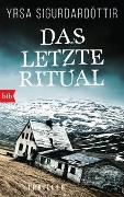 Cover-Bild zu Sigurdardóttir, Yrsa: Das letzte Ritual