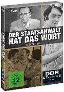 Cover-Bild zu Der Staatsanwalt hat das Wort von Radetz, Walter