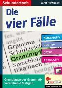 Cover-Bild zu Die vier Fälle / Sekundarstufe (eBook)