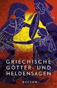 Cover-Bild zu Tetzner, Reiner: Griechische Götter- und Heldensagen