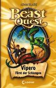 Cover-Bild zu Blade, Adam: Beast Quest (Band 10) - Vipero, Fürst der Schlangen